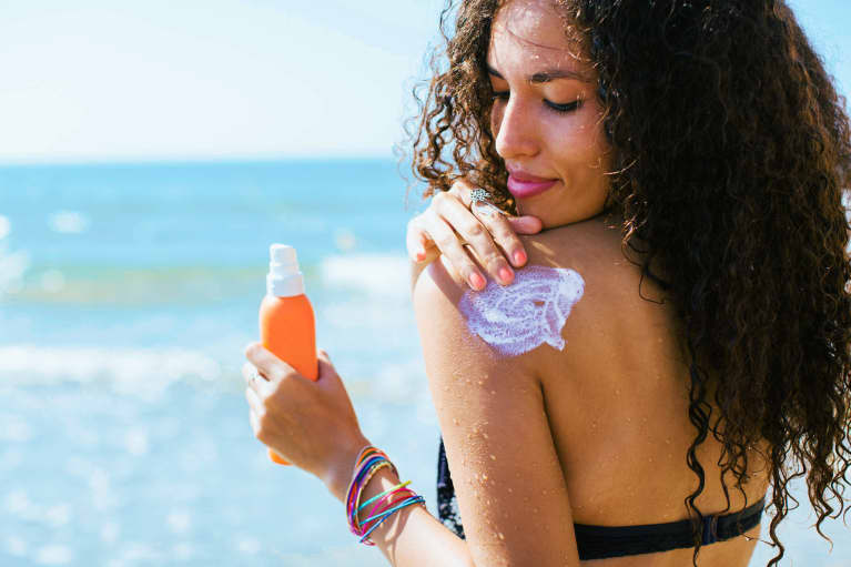 Intrigued By Homemade Sunscreen? Here's Everything You Need To Know