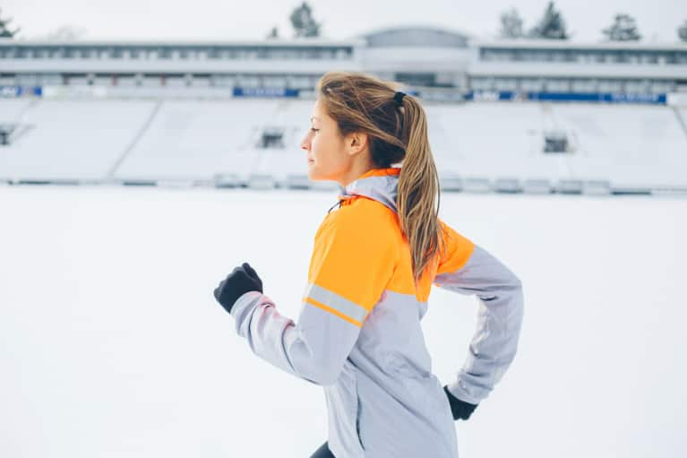 3 Ways To Keep Exercising Even When It's Uncomfortably Cold Outside