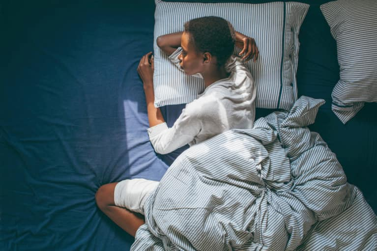 Your Insomnia Might Actually Be A Survival Technique