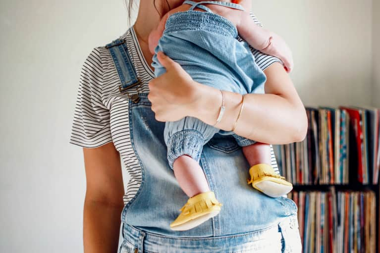 How I Kept Up My Eco-Friendly Lifestyle — Even After I Had A Baby