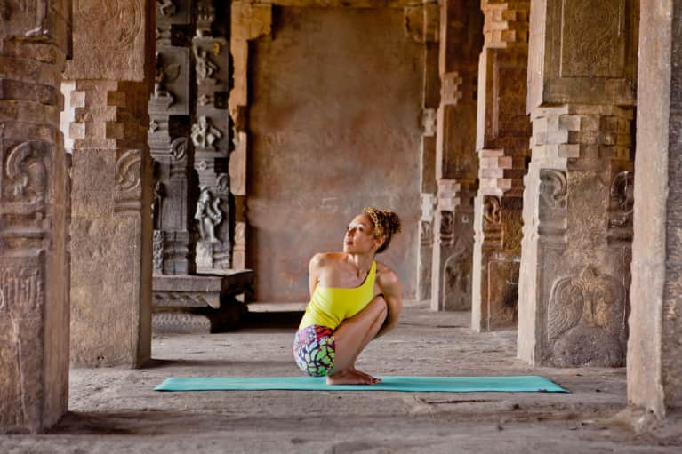 8 Yoga Poses To Help Your Neck