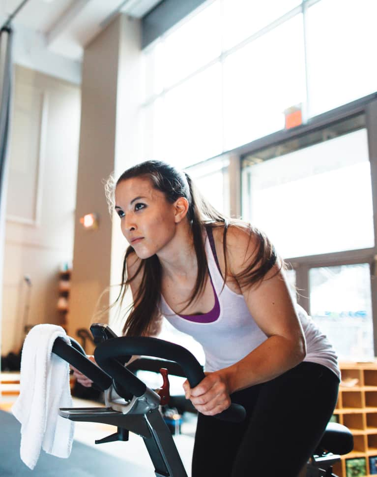 Let's Settle This: Is Spinning Actually A Good Workout?