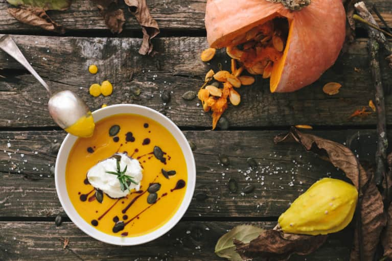 Fall-Inspired Ways To Replenish Your Gut Bacteria