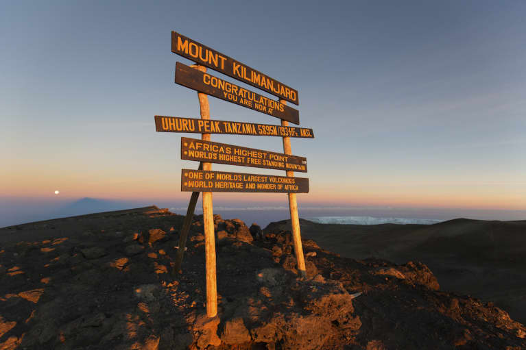 An 85-Year-Old Great Grandmother Just Summited Mount Kilimanjaro