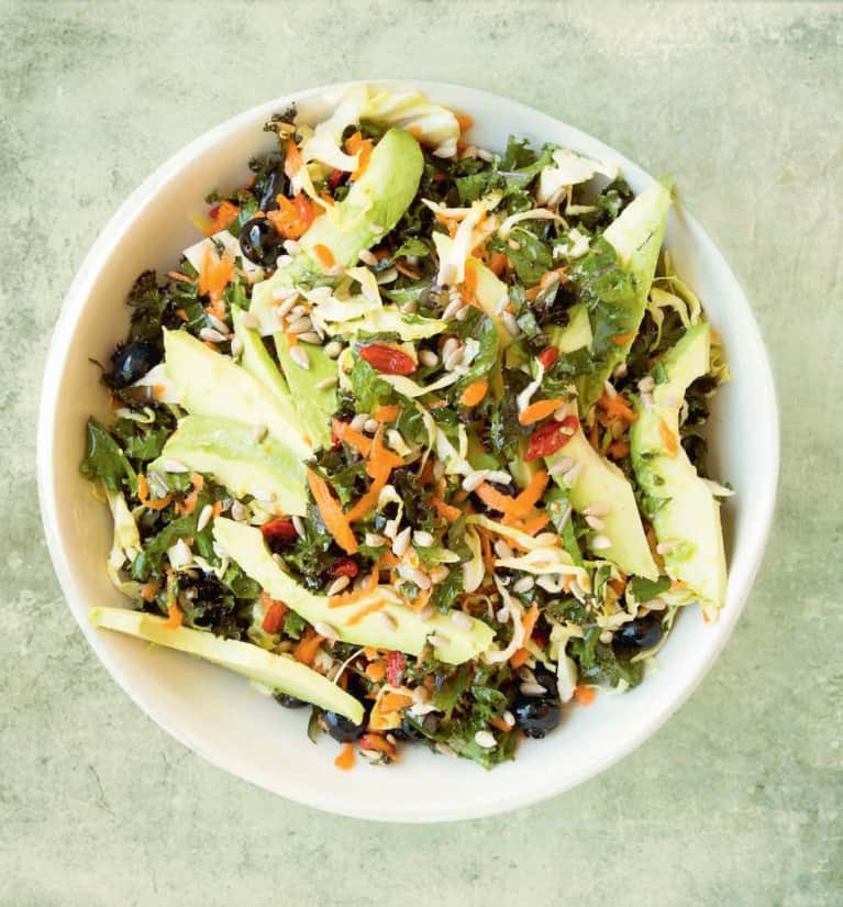 Kick Off The Week With The Ultimate Superfood Salad