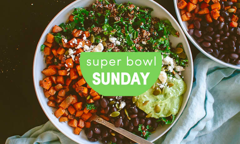 7 Kale Bowls You Need This Week