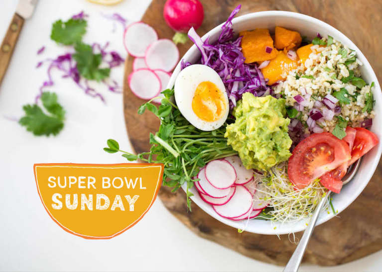 Rainbow Nourish Bowls To Make Your Week Amazing