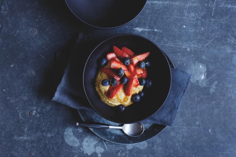 An Anti-Inflammatory Turmeric Breakfast Bowl