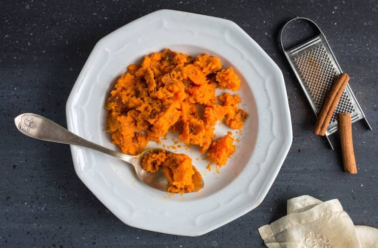 A Vegan Alternative To Sweet Potato Mash
