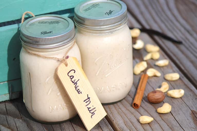 Cashew Milk So Good, You'll Forget Almond Milk Even Exists