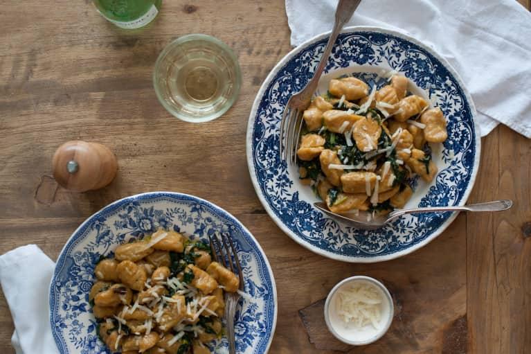 Easy Sweet Potato Gnocchi (Grain & Gluten-Free)