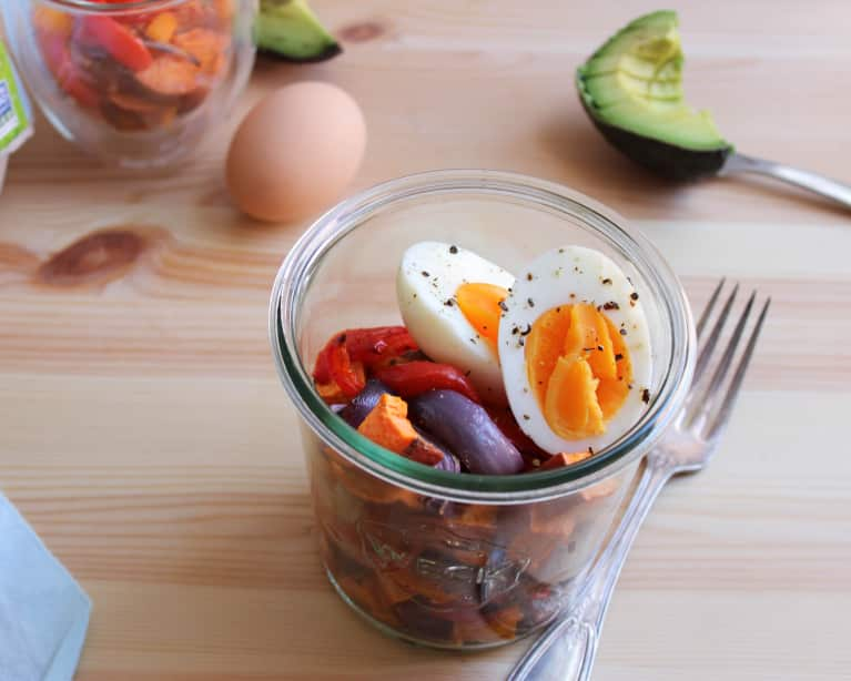 3 Easy Egg Breakfasts To Make Ahead For Busy Mornings