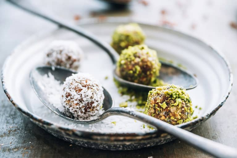 These Vegan Energy Ball Recipes Are Everything But Basic