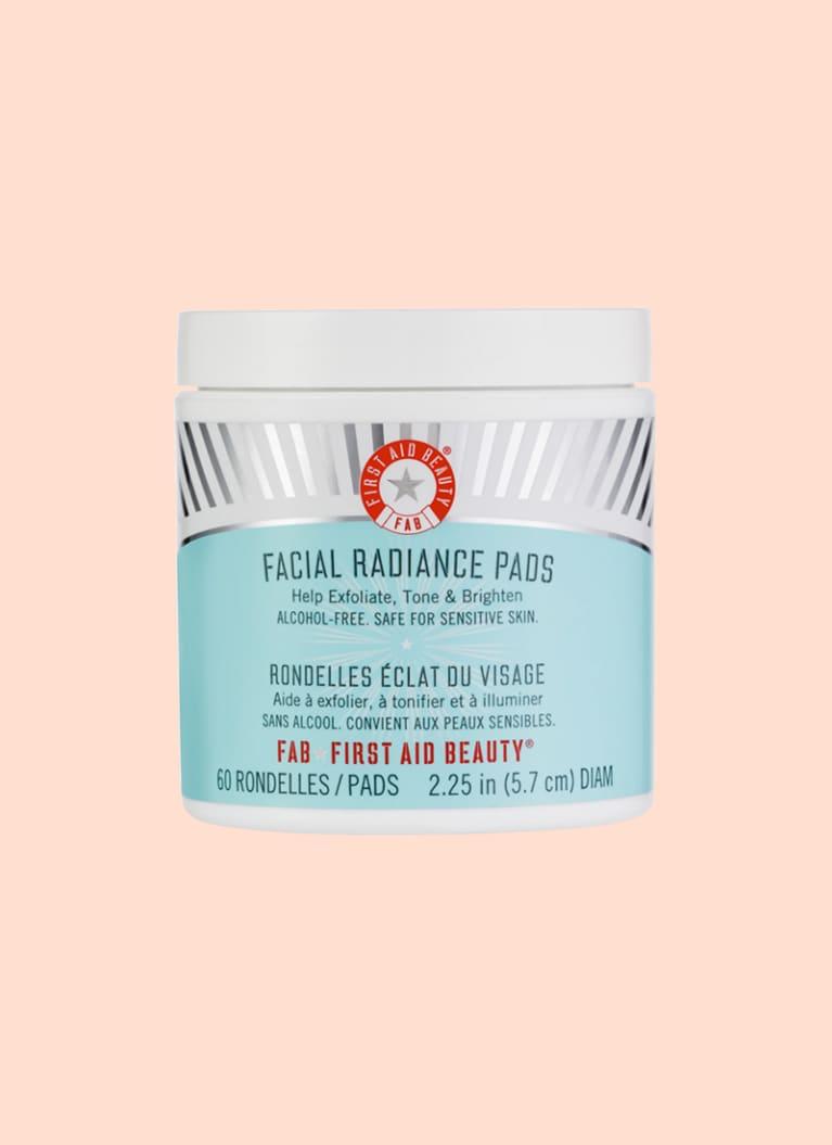 FAB Facial Radiance Pad