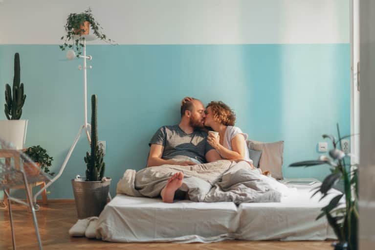 Morning Sex Is Good For Your Health. Here's How To Make It Happen