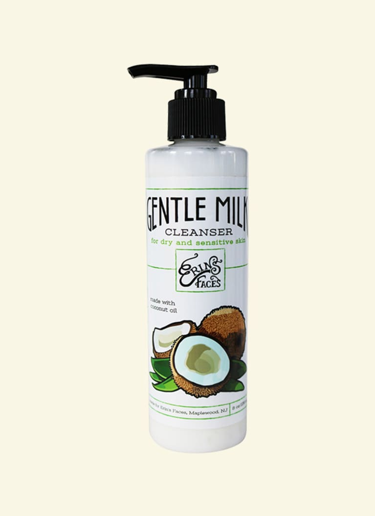 Erin's Faces Gentle Milk Cleanser