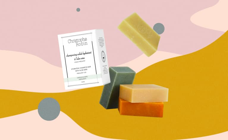 Get Off The Bottle — These 7 Shampoo Bars Are The Beauty Breakthrough We've Been Waiting For