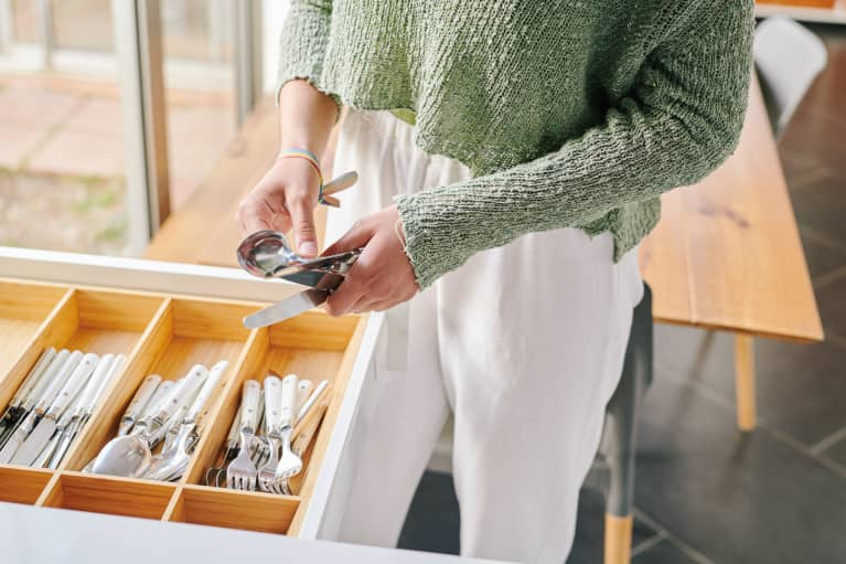 How A Professional Organizer Is Tackling Home Projects Right Now