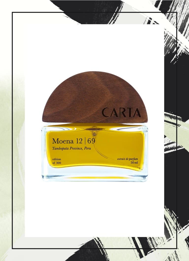Carta Fragrances Moena