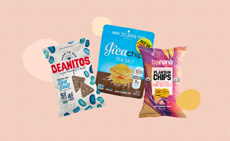 Need A Salt Fix? Here Are 9 Of The Healthiest Chips You Can Buy