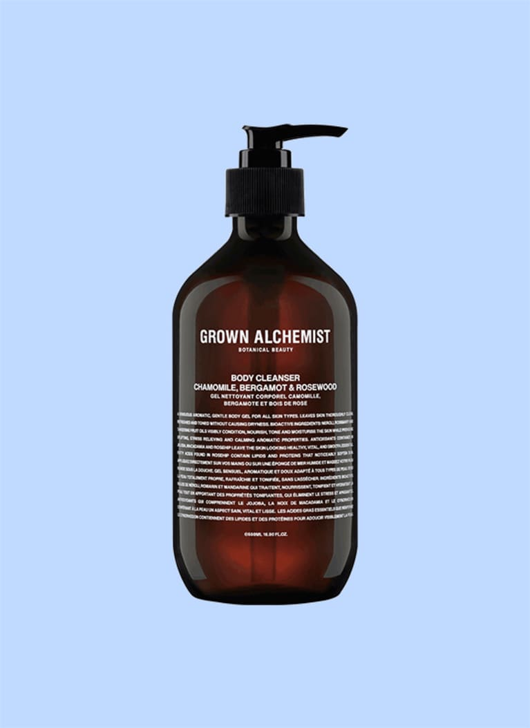 grown alchemist body wash