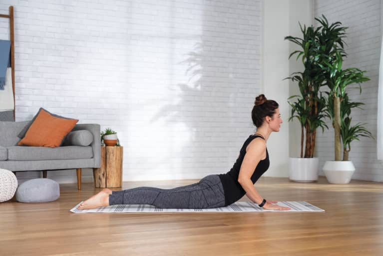 Is Your Posture A Mess? Try This Beginner-Friendly Back Stretch