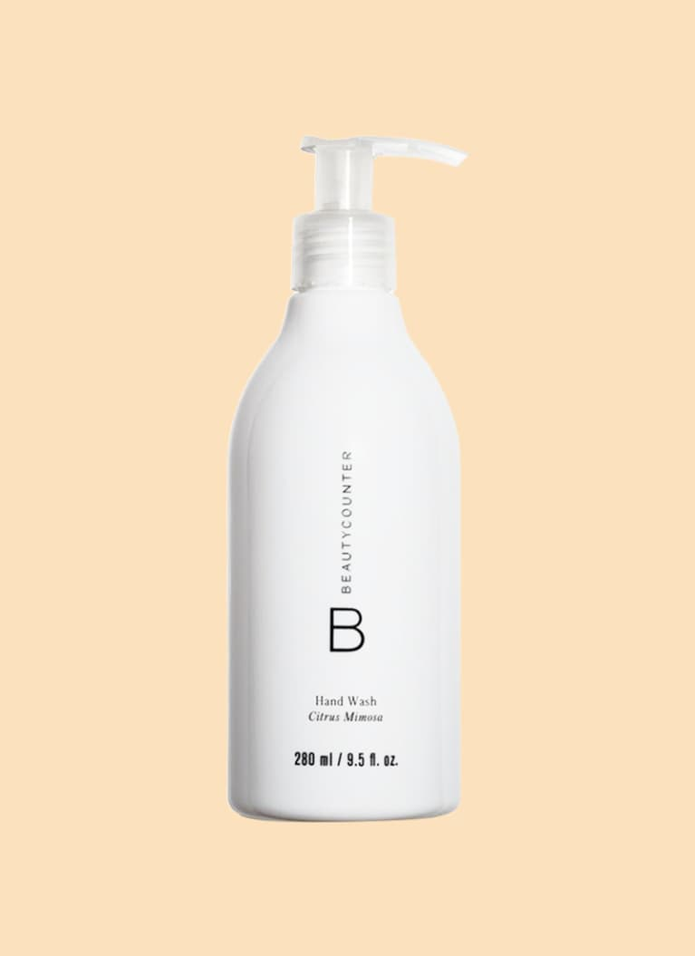 beautycounter hand soap