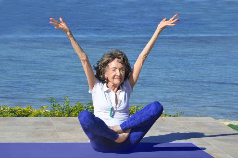 What The World's Oldest Yogi Wishes She Could Tell Her Younger Self