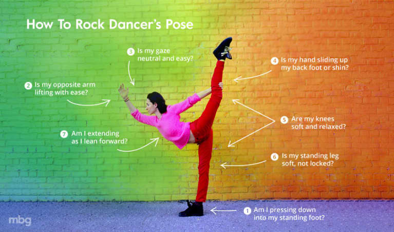 A Mini-Guide To Dancer's Pose