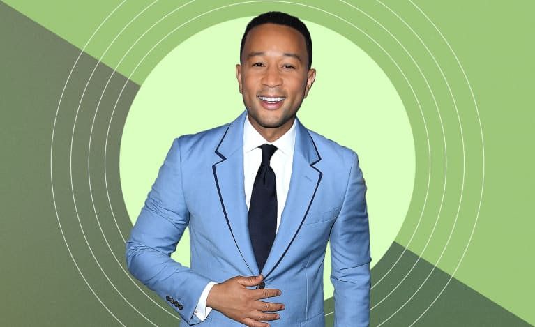 3 Mental & Physical Exercises John Legend Uses To Tap Into Creativity