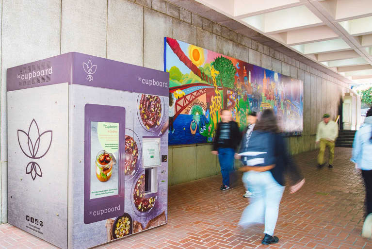 Our Vending Machines Are Getting A Healthy Makeover — And It Could Be Big For The Future Of Food Accessibility