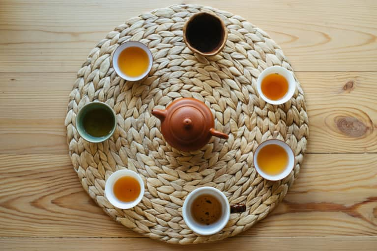 Here's How To Host Your Own Healing Tea Ceremony