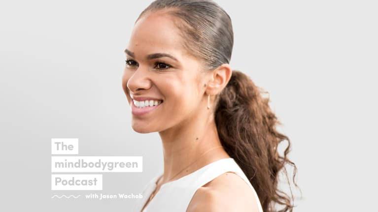 Trailblazing Ballerina Misty Copeland On Using Food As Fuel & Meditating On The Move