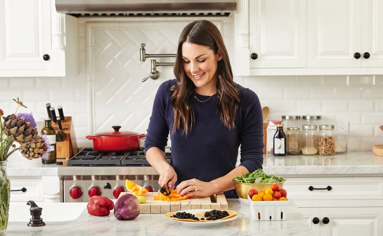 Women Need Twice As Much Iron As Men. Here's How This Plant-Based Dietitian Gets Her Daily Dose