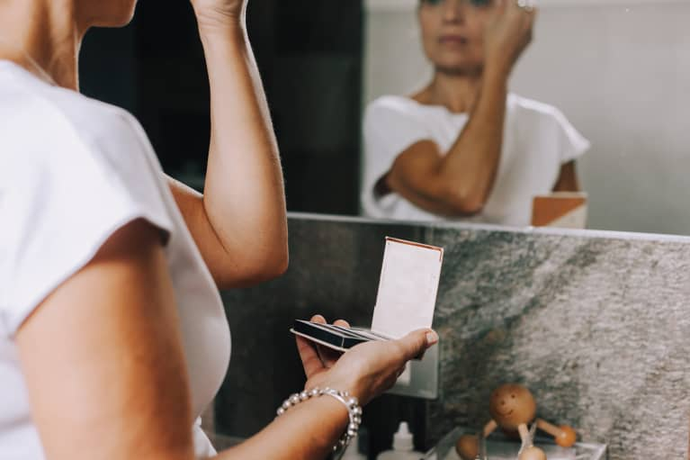 The 7 Natural Makeup Tips Women Need In Their 50s & Beyond