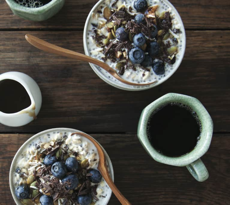 Make Your Morning Better With This Chia Breakfast Sundae