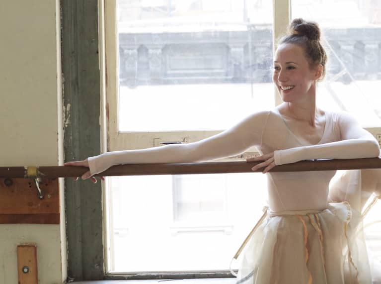 3 Ways A Ballet Workout Will Improve Your Sex Life