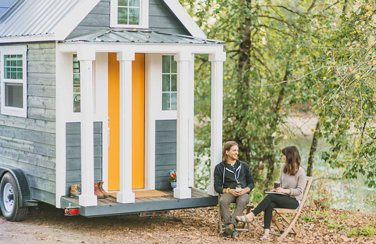 I'm About To Move Into A Tiny Home. Here's The Decluttering Hack That Made It Possible