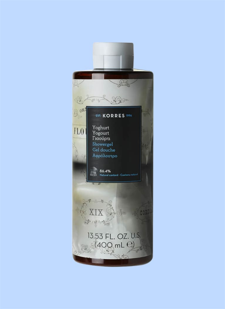 Korres body wash