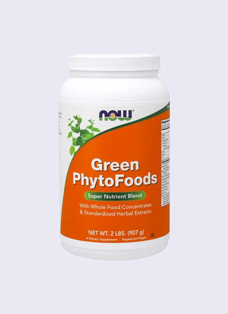 NOW Green Phytofoods Powder