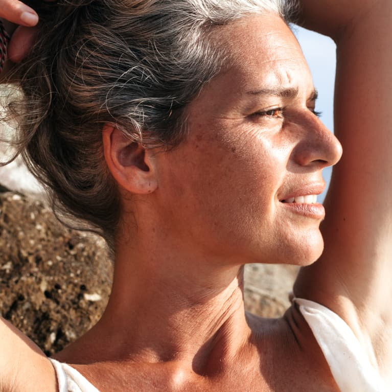 Dry Skin From Menopause? You're Not Alone — Here's What To Do About It