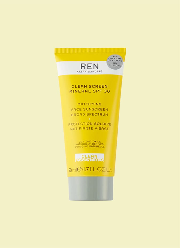 ren skin care sun screen