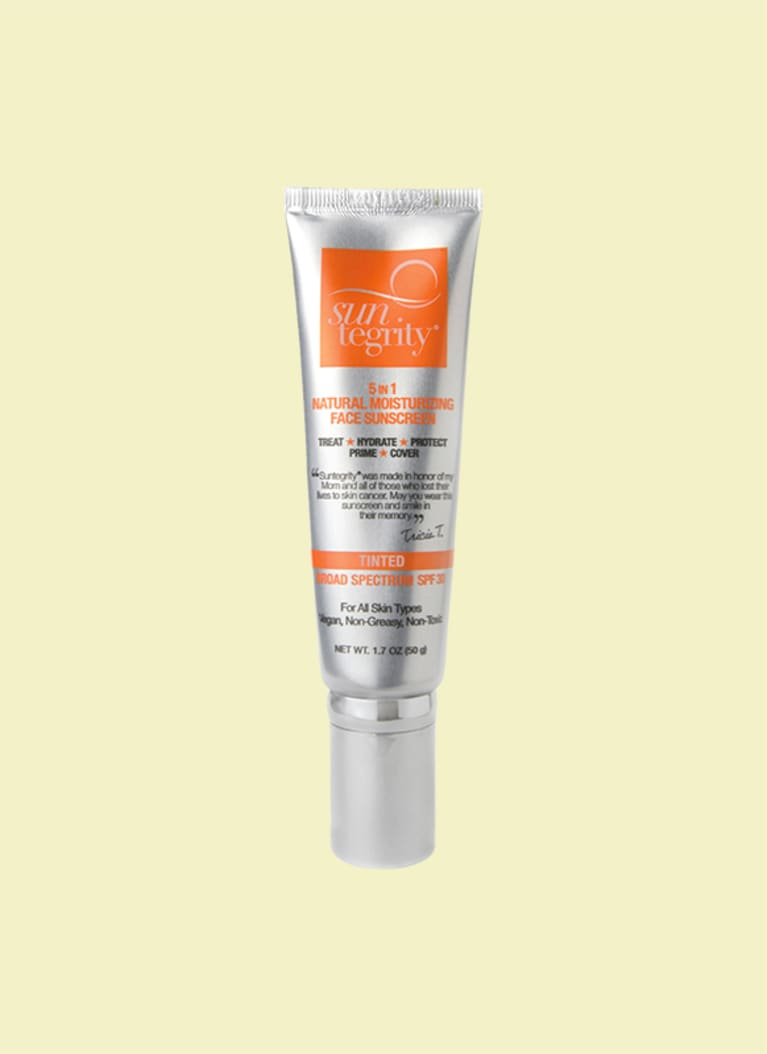 suntegrity 5-in-1 sunscreen