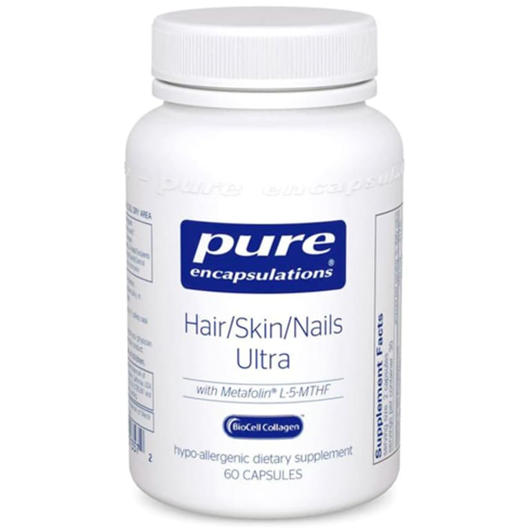 Hair/Skin/Nails Ultra 60's, Pure Encapsulations