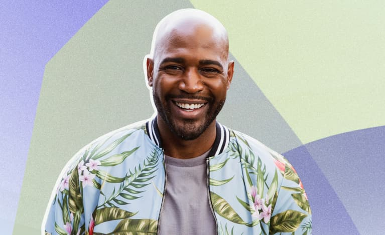 12/9/20 Queer Eye's Karamo Brown Wants To Shatter The Stigma On Migraines