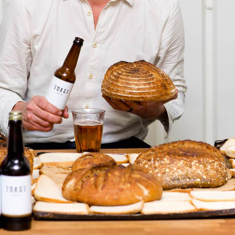 Why Whole Foods' Newest Beer Is Made Out Of Old Bread