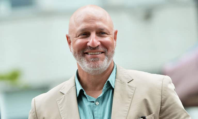 Tom Colicchio On GMOs, Staying Healthy, School Lunch, And #Wellth