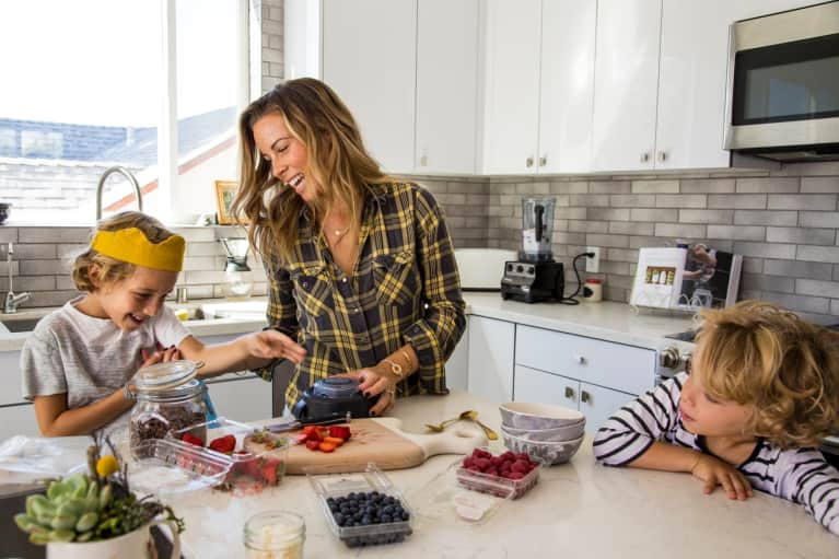 A Mom & Entrepreneur Shares Her Secrets To Running A Sustainable Home