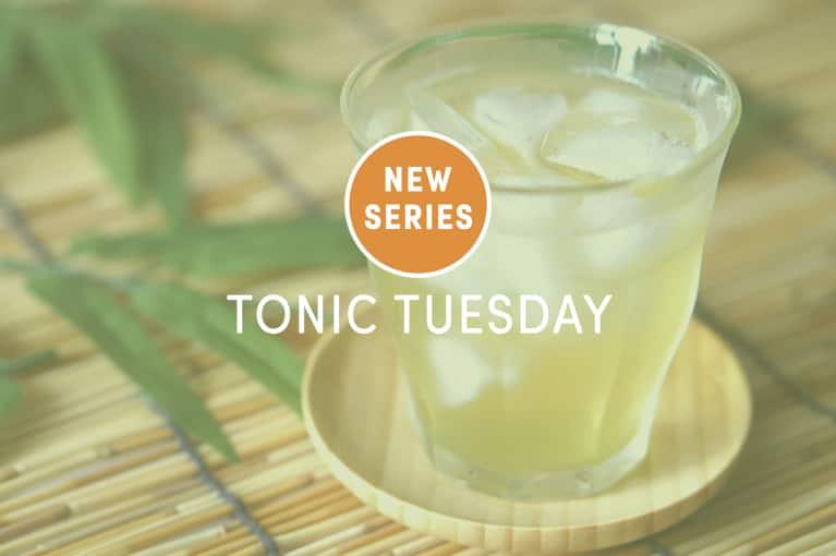 Immune & Energy-Boosting Matcha Drink