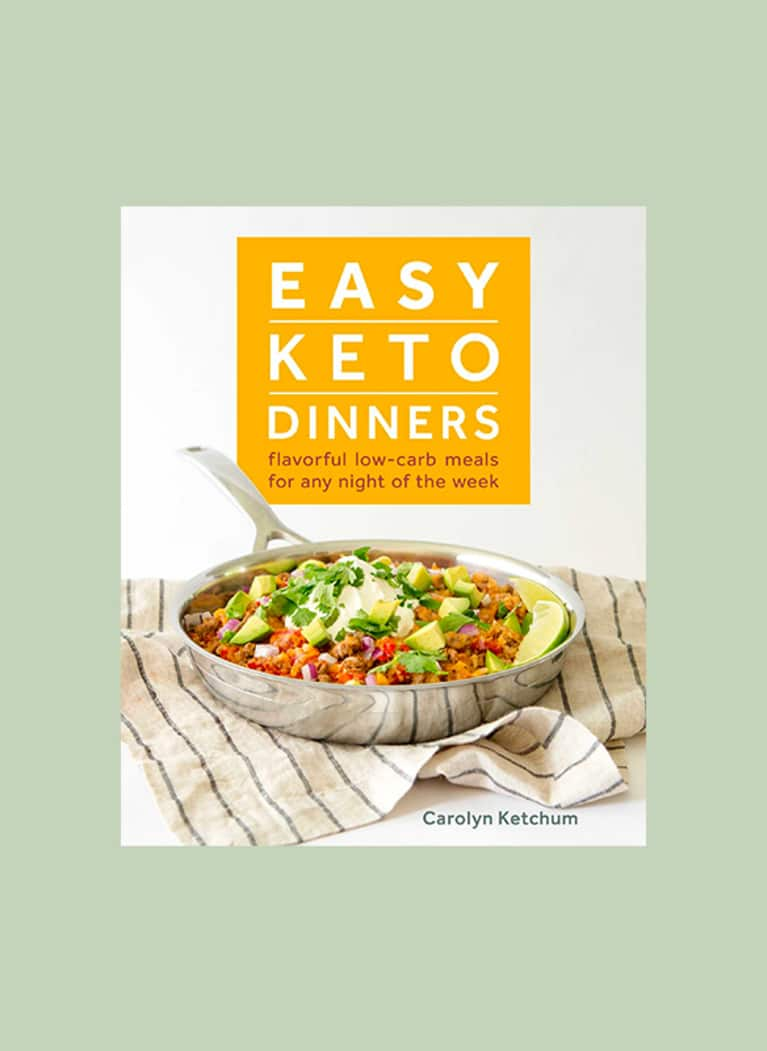 Easy Keto Dinners cookbook